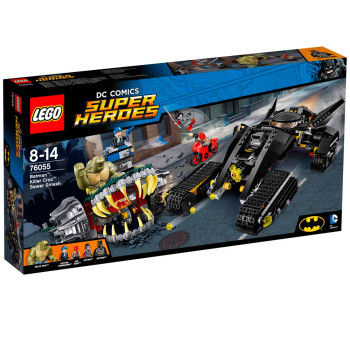 LEGO SUPER HEROES BATMAN KILLER CROC SEWER