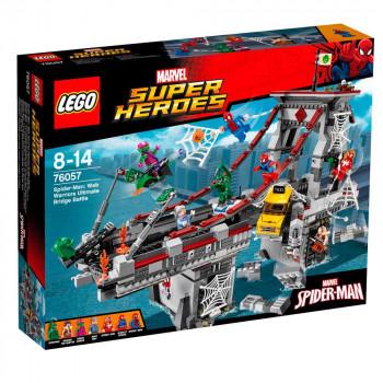 LEGO SUPER HEROES SPIDERMAN WEB WARRIORS