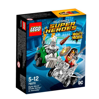 LEGO SUPER HEROES MIGHTY MICROS: WONDER WOMAN...