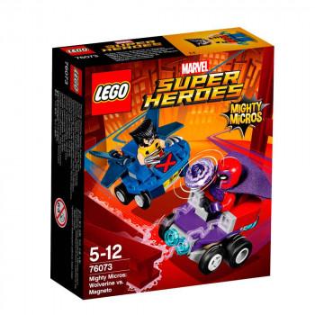 LEGO SUPER HEROES MIGHTY MICROS: WOLVERINE VS...