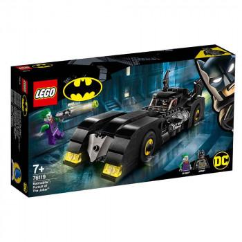 LEGO SUPER HEROES BATMAN BATMOBILE PURSUIT