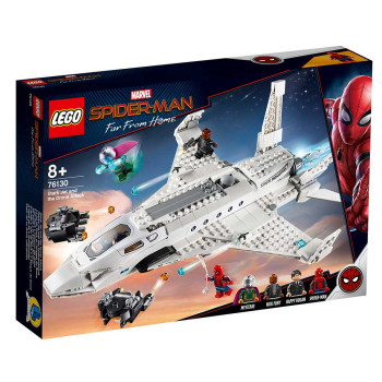 LEGO SUPER HEROES STARK JET AND THE DRONE ATTACK