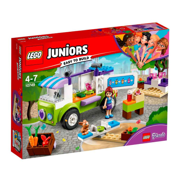 LEGO JUNIORS MIAS ORGANIC FOOD MARKET