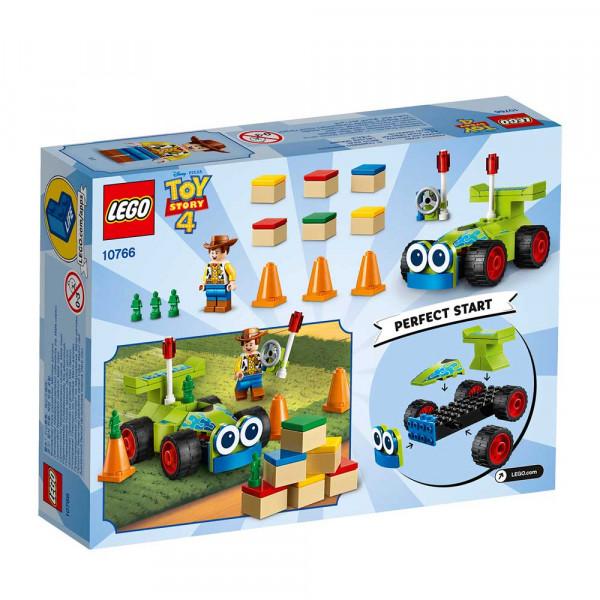 LEGO JUNIORS WOODY & RC
