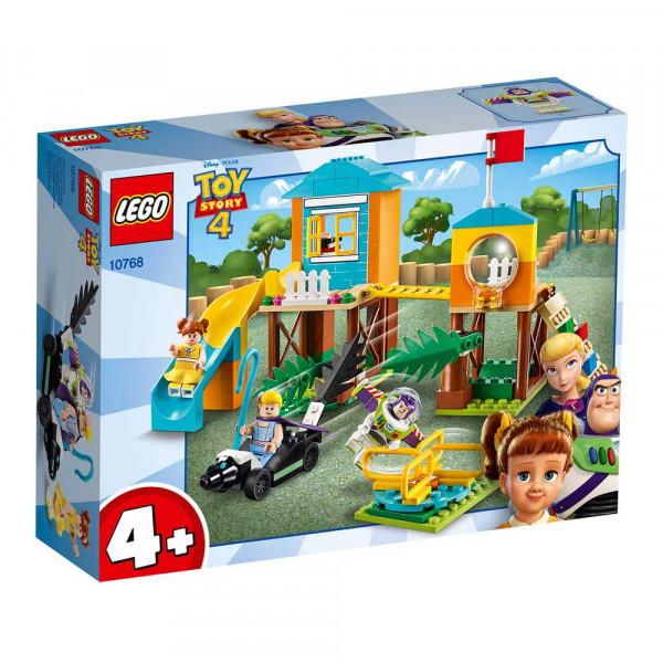 LEGO JUNIORS BUZZ & BO PEEP'S PLAYGROUND