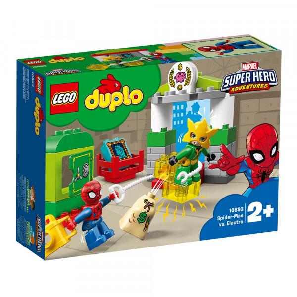 LEGO DUPLO SPIDER-MAN VS. ELECTRO