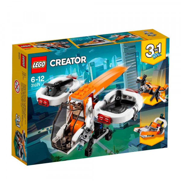 LEGO CREATOR DRONE EXPLORER