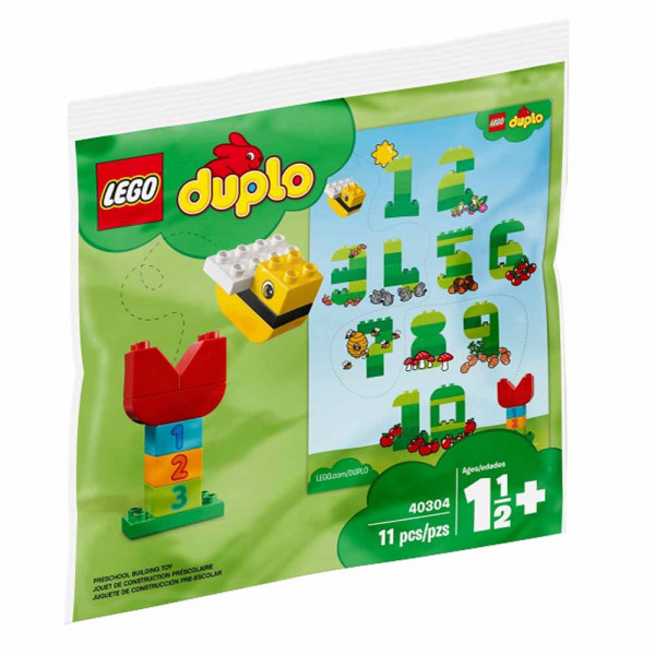 LEGO DUPLO LEARNING NUMBERS KESICA