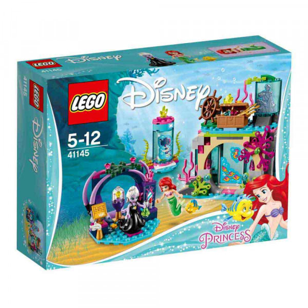LEGO DISNEY ARIEL AND THE MAGICAL SPELL