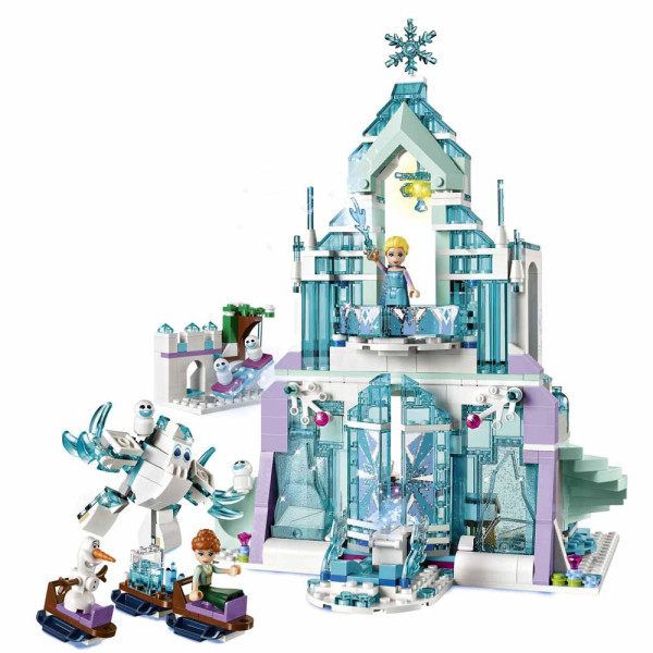 LEGO DISNEY FROZEN ELSA'S MAGICAL ICE PALACE