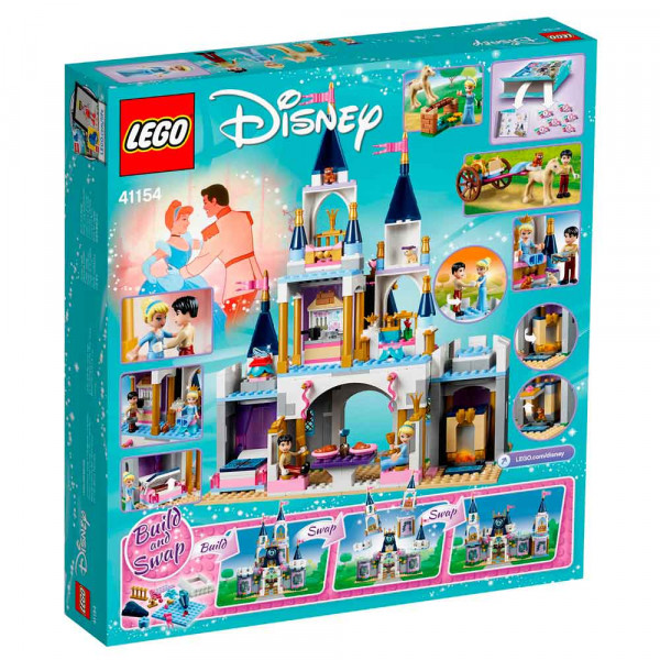 LEGO DISNEY PRINCESS CINDERELLA'S  DREAM CASTLE