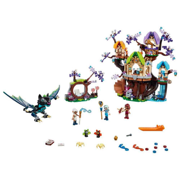 LEGO VILENJACI THE ELVENSTAR TREE BAT ATTACK