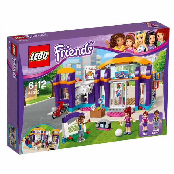 LEGO FRIENDS HEARTLAKE SPORTS CENTER