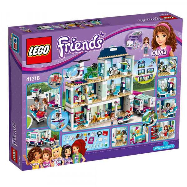 LEGO FRIENDS HEARTLAKE HOSPITAL