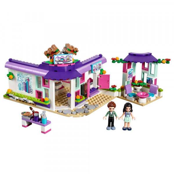 LEGO FRIENDS EMMA'S ART CAFE