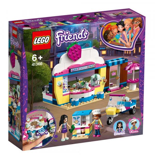 LEGO FRIENDS OLIVIA'S CUPCAKE CAFE