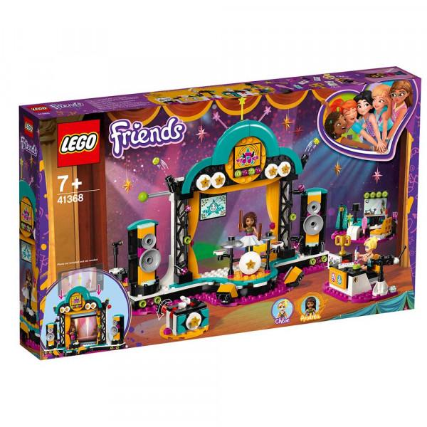 LEGO FRIENDS ANDREA'S TALENT SHOW