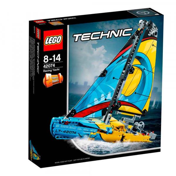 LEGO TECHNIC RACKING YACHT
