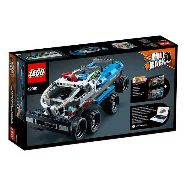LEGO TECHNIC POLICE PURSUIT
