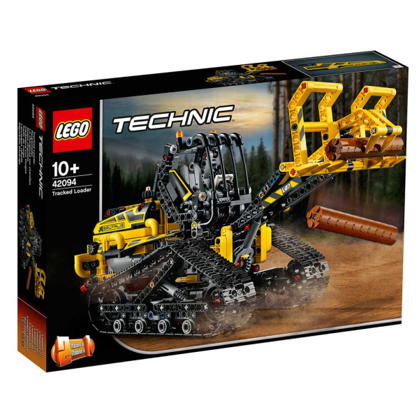 LEGO TECHNIC TRACKED LOADER