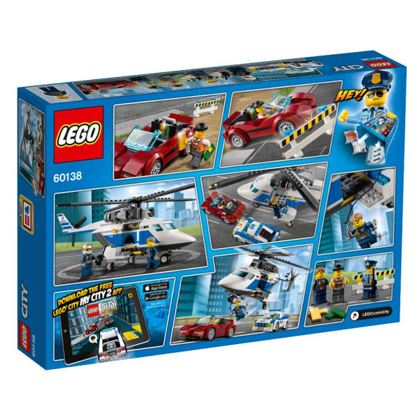 LEGO CITY HIGH-SPEED CHASE