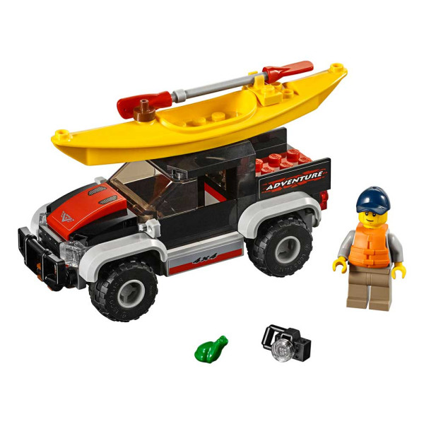LEGO CITY KAYAK ADVENTURE