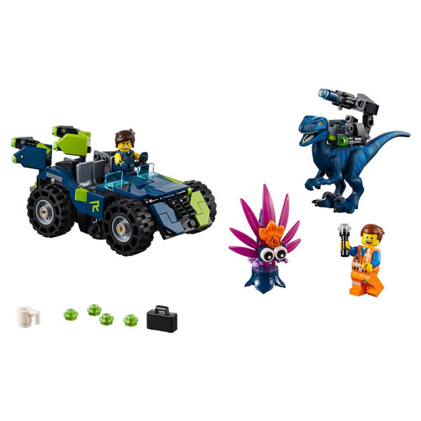LEGO MOVIE REX'S REX-TREME OFFROADER
