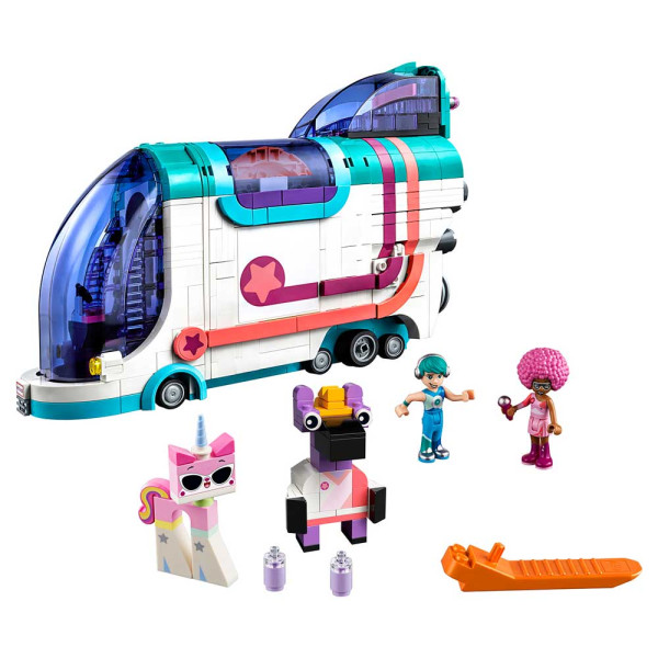 LEGO MOVIE POP-UP PARTY BUS