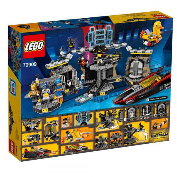 LEGO BATMAN MOVIE BATCAVE BREAK-IN