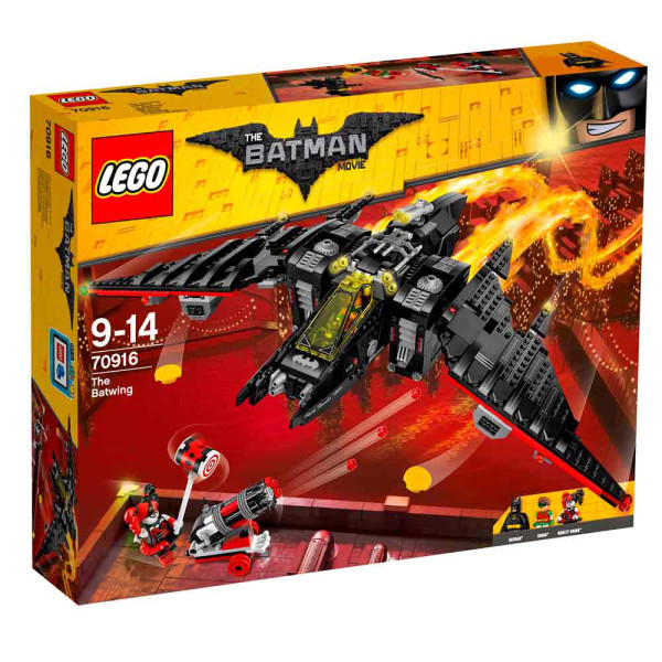 LEGO BATMAN MOVIE THE BATWING 3