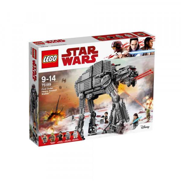 LEGO STAR WARS FIRST ORDER HEAVY ASSAULT WALKER