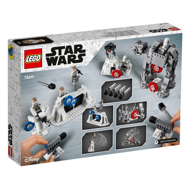 LEGO STAR WARS ACTION BATTLE ECHO BASE
