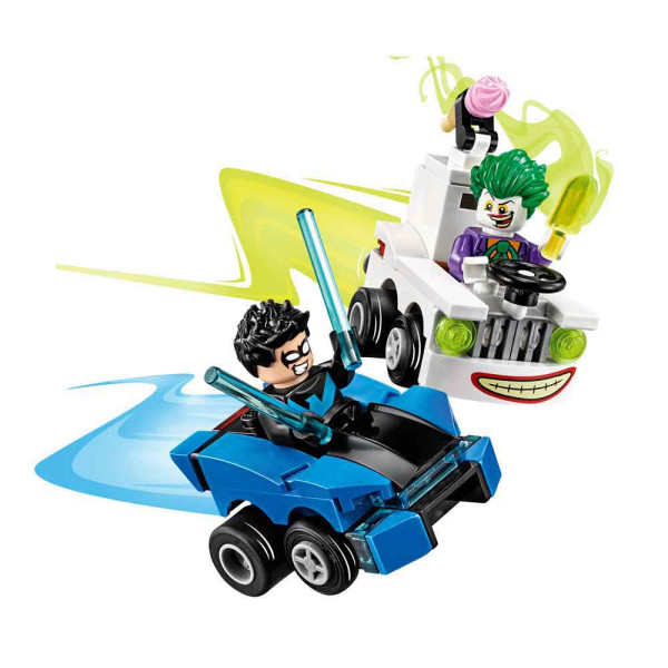 LEGO SUPER HEROES MIGHTY MICROS NIGHTWING VS THE JOKER