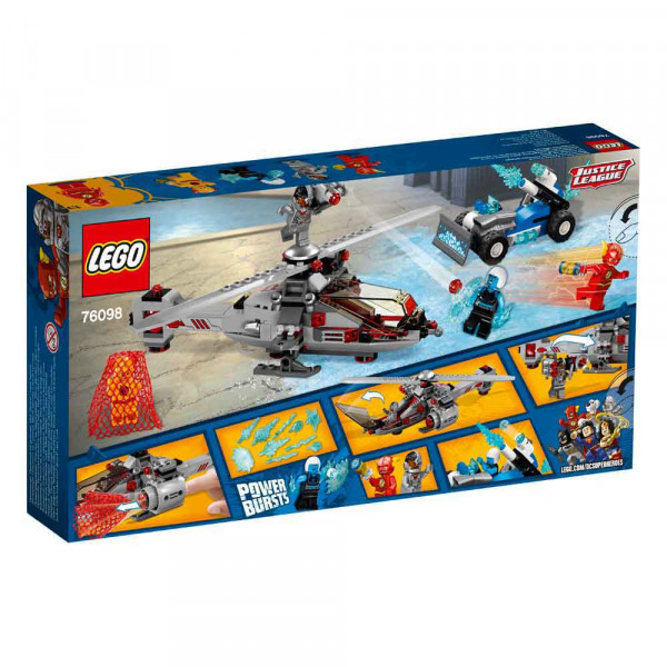 LEGO SUPER HEROES SPEED FORCE FREEZE PURSUIT