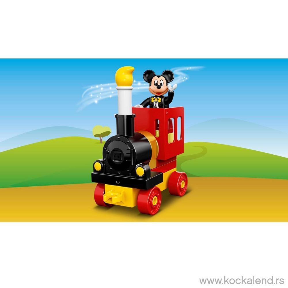 LEGO DUPLO MICKEY AND MINNIE BIRTHDAY PARTY
