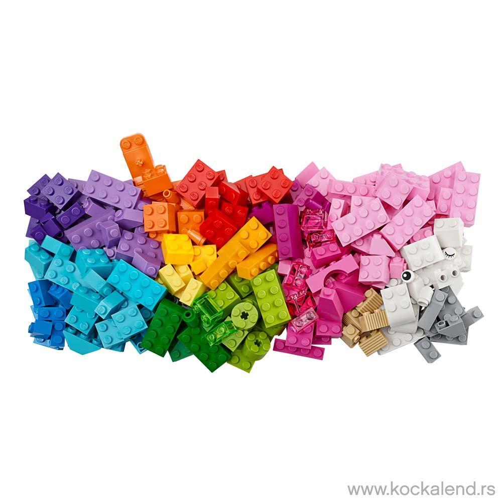 LEGO CLASSIC CREATIVE SUPPLEMENT