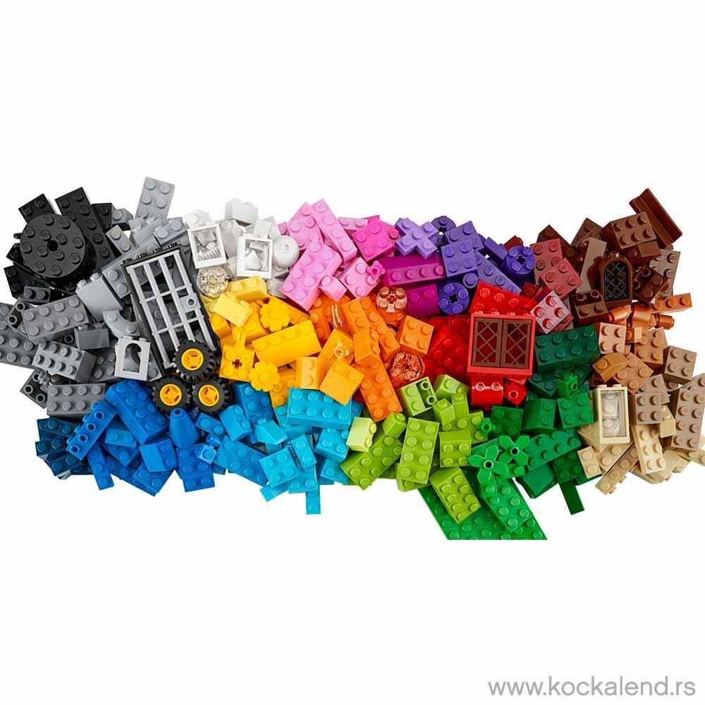 LEGO CLASSIC CREATIVE LARGE CREATIVE BOX
