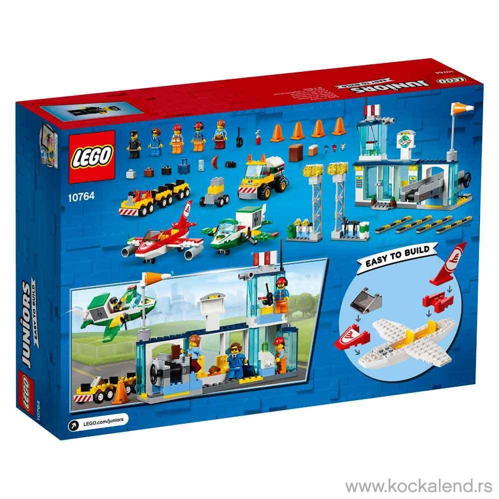LEGO JUNIORS CITY CENTRAL AIRPORT