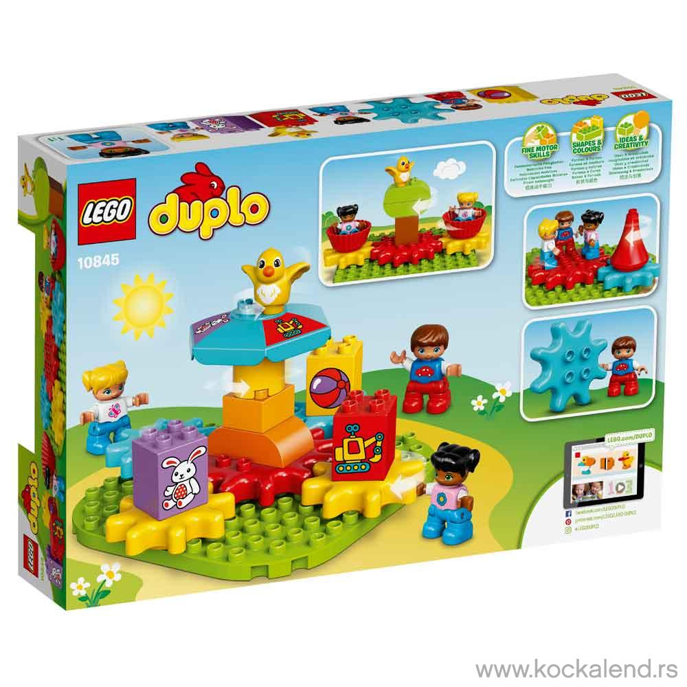 LEGO DUPLO MY FIRST CAROUSEL