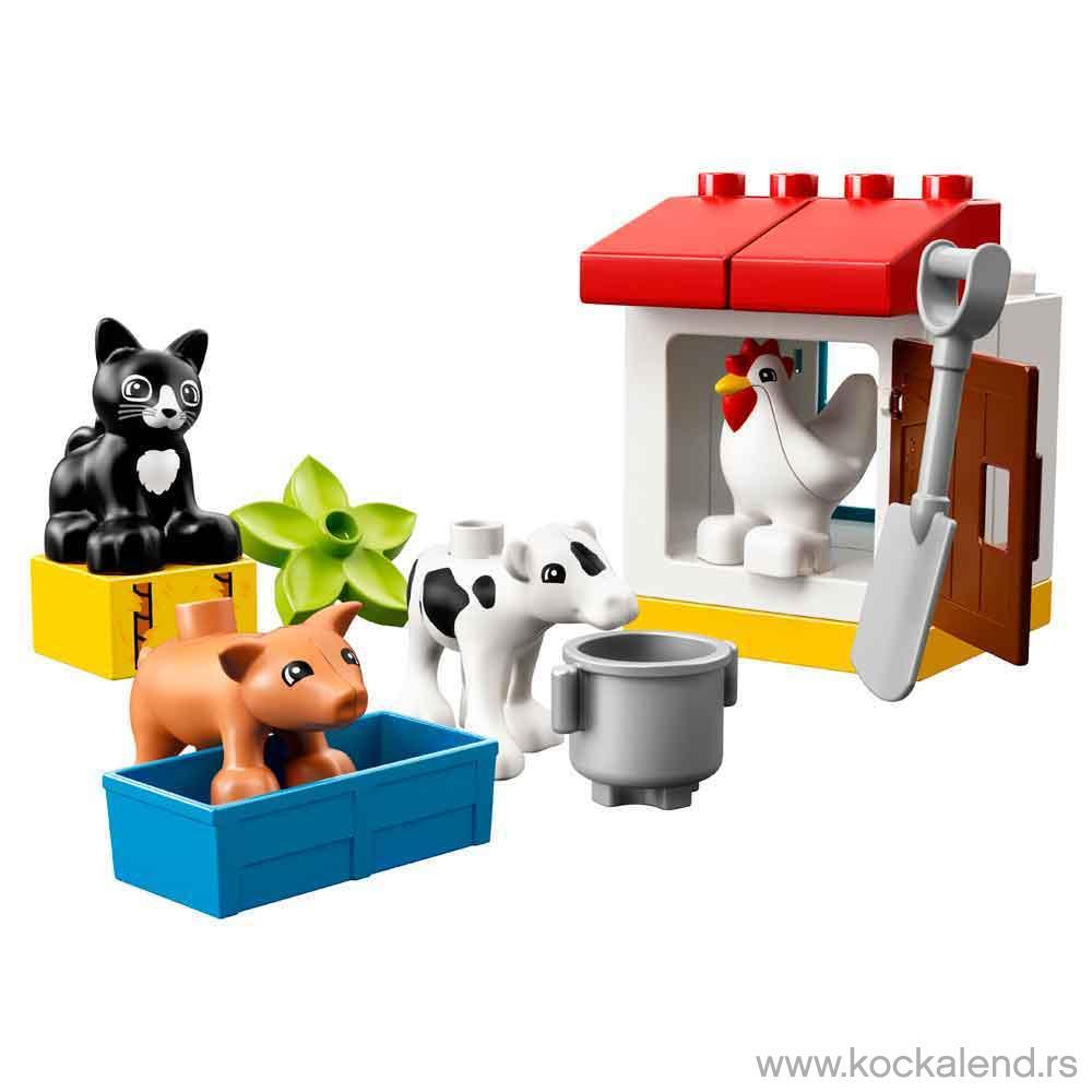 LEGO DUPLO FARM ANIMALS