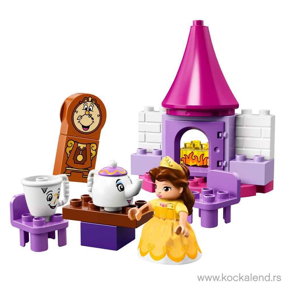 LEGO DUPLO BELLES TEA PARTY