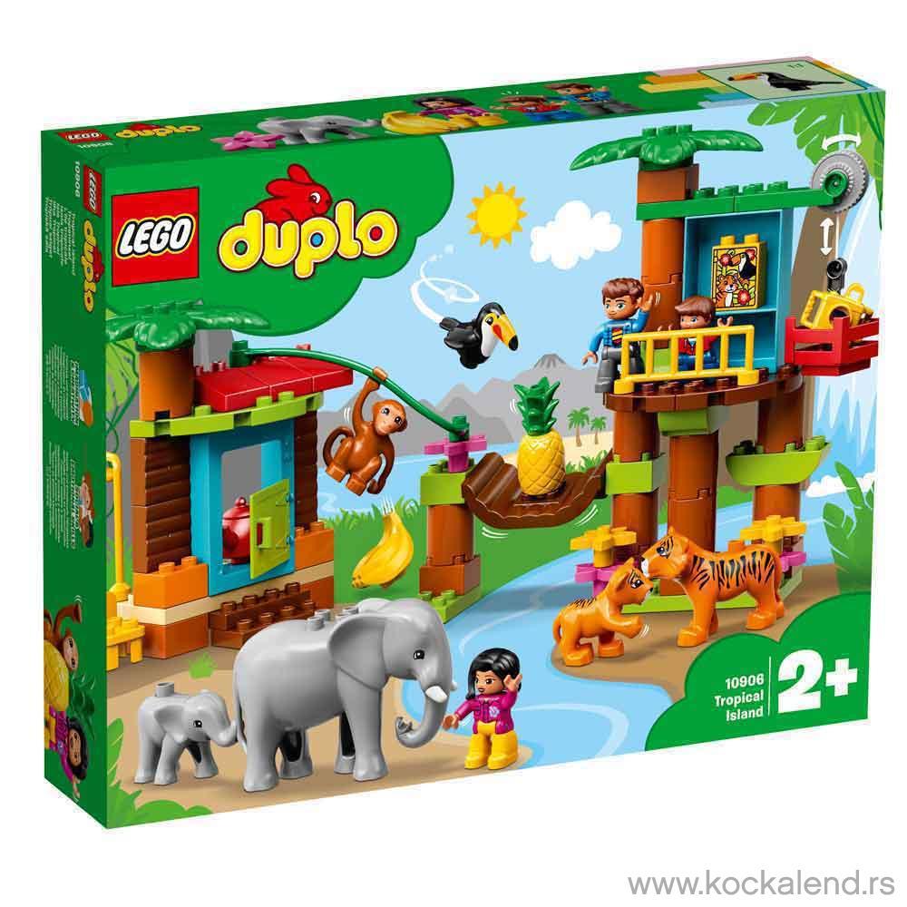 LEGO DUPLO TOWN WILD JUNGLE