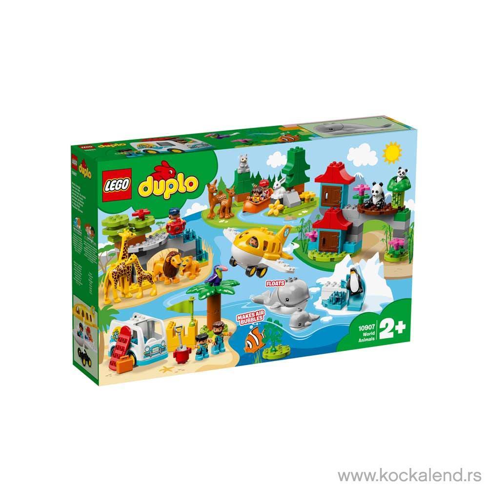 LEGO DUPLO WORLD ANIMALS