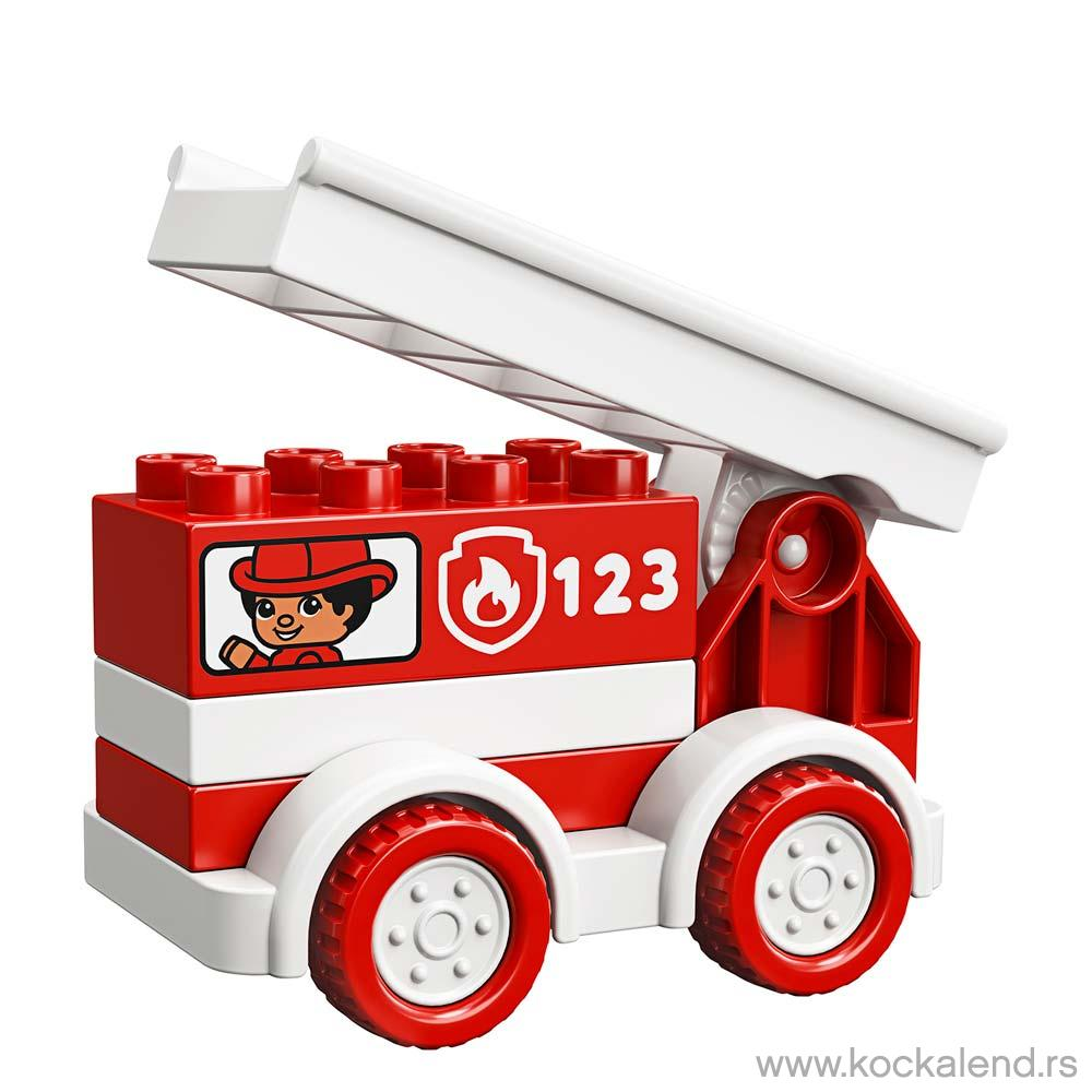 LEGO DUPLO MY FIRST FIRE TRUCK