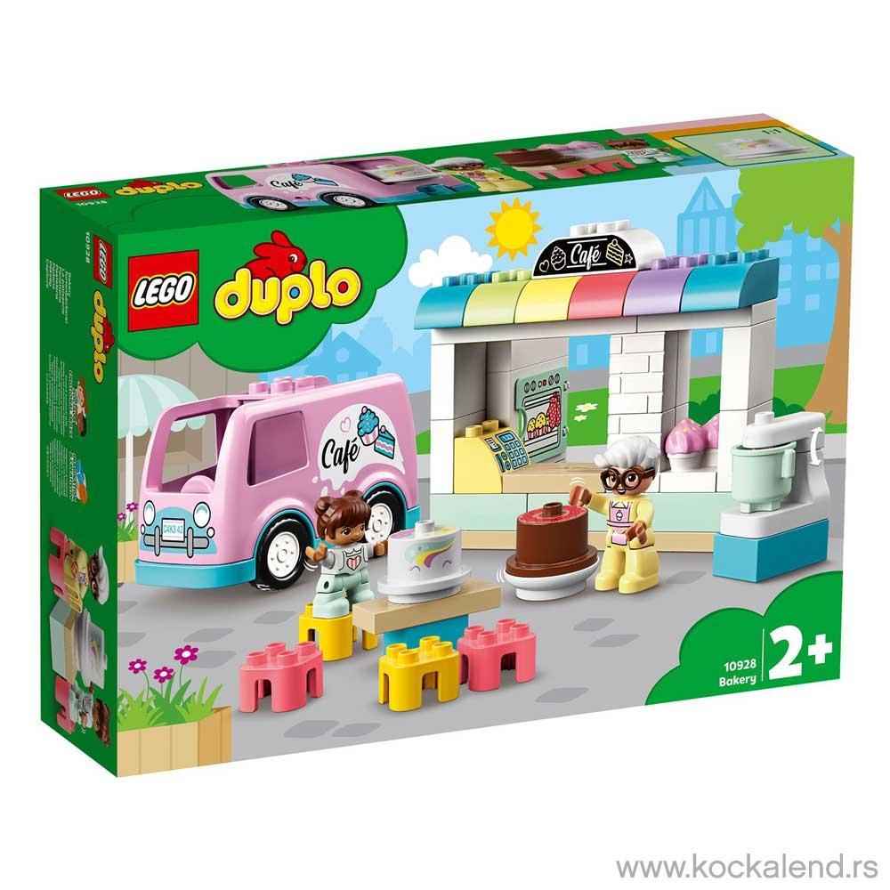 LEGO DUPLO BAKERY