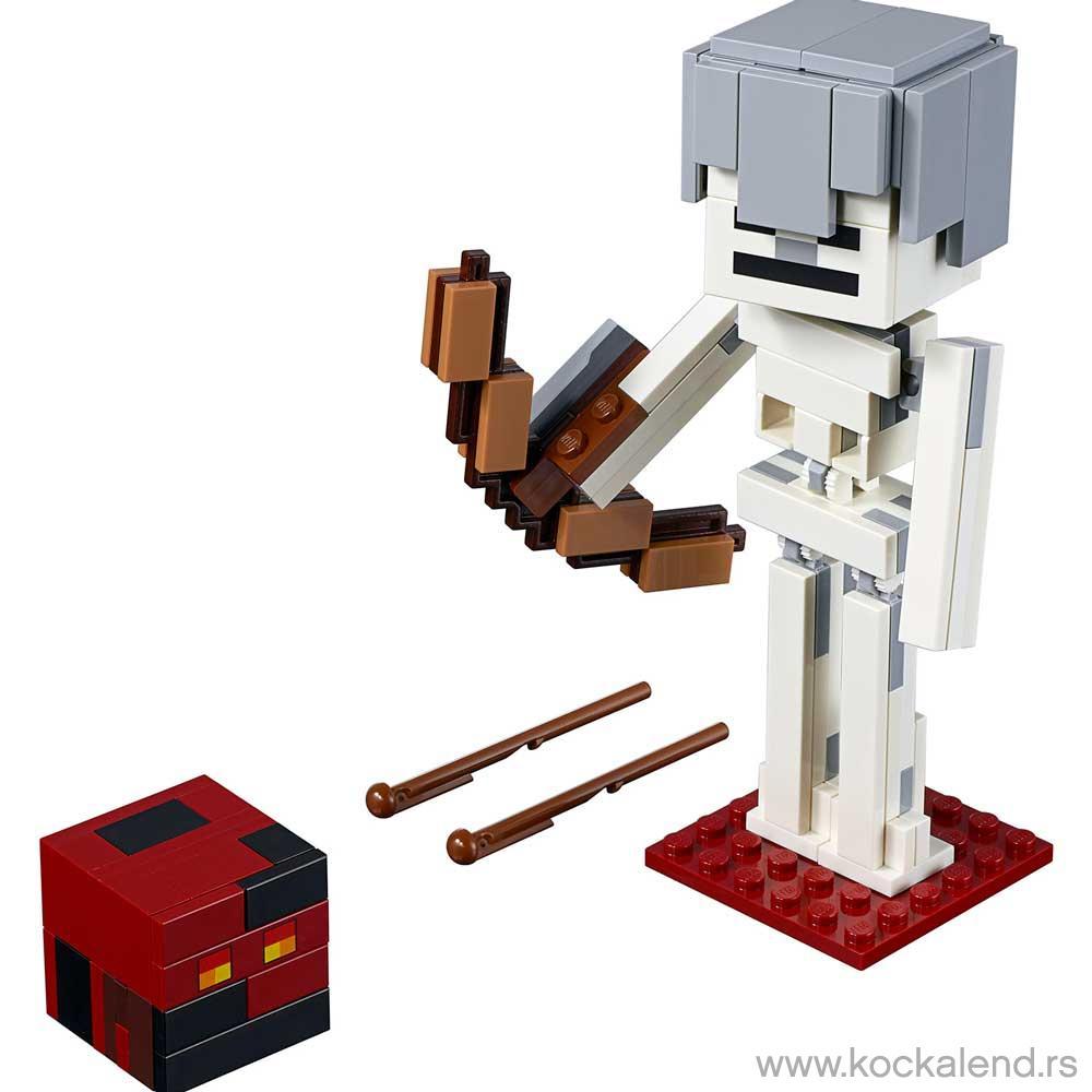 LEGO MINECRAFT MINECRAFT? SKELETON BIGFIG