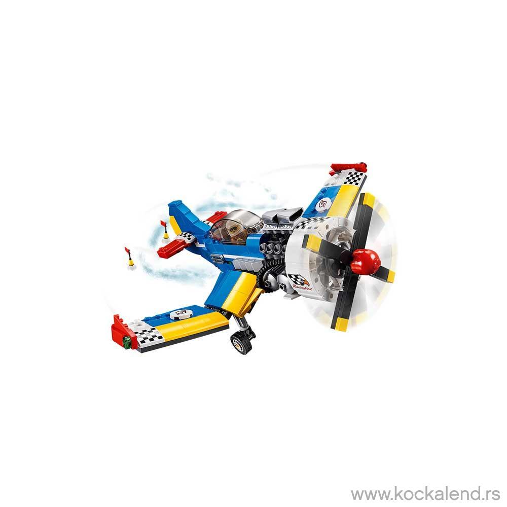 LEGO CREATOR RACE PLANE
