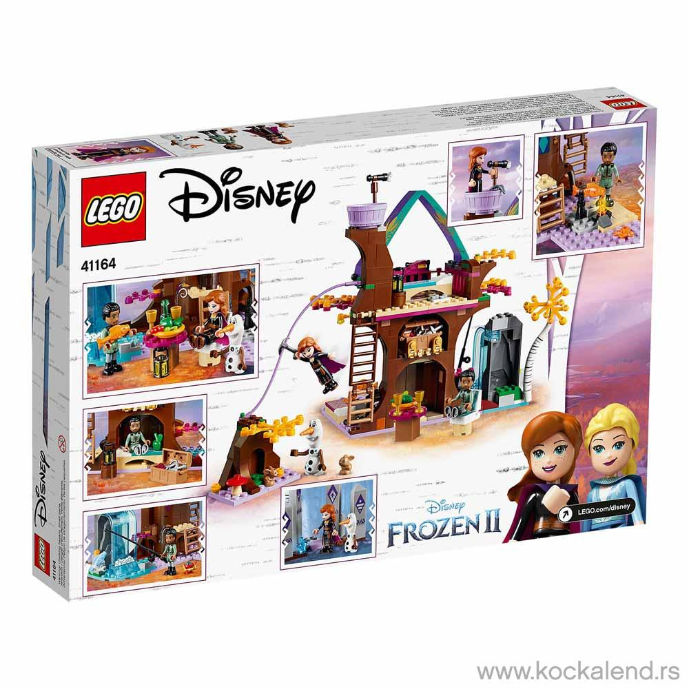 LEGO DISNEY PRINCESS ENCHANTED TREEHOUSE