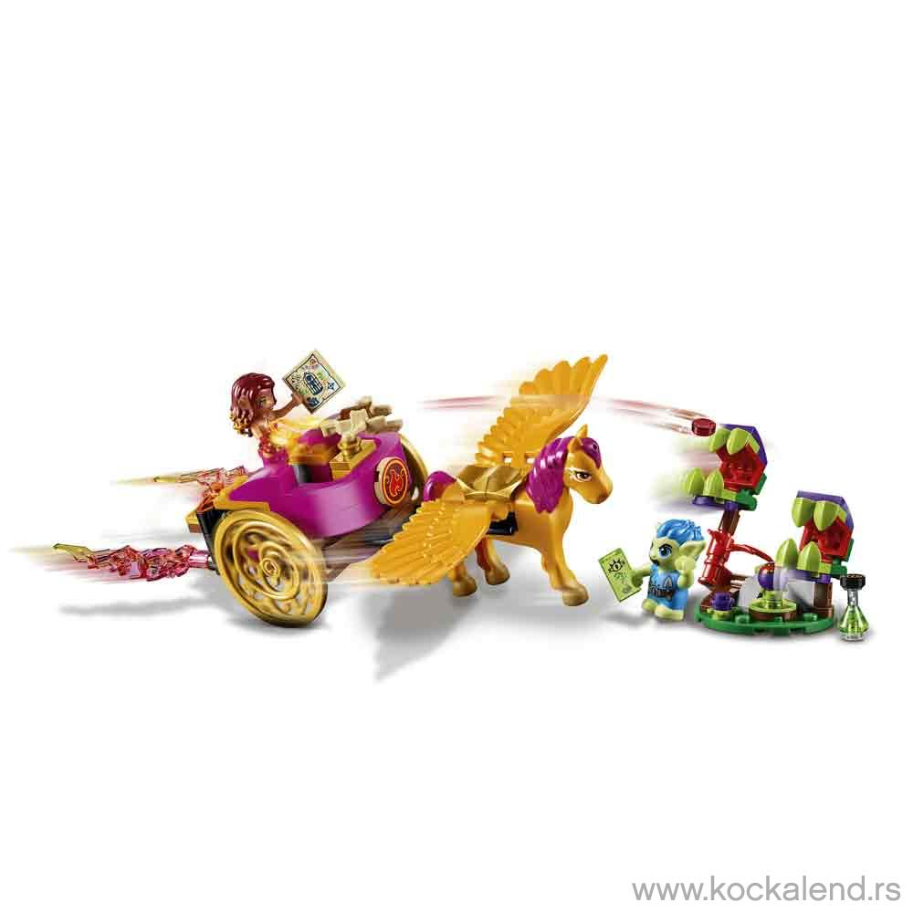 LEGO VILENJACI ELVES AZARI & THE GOBLIN FOREST ES..