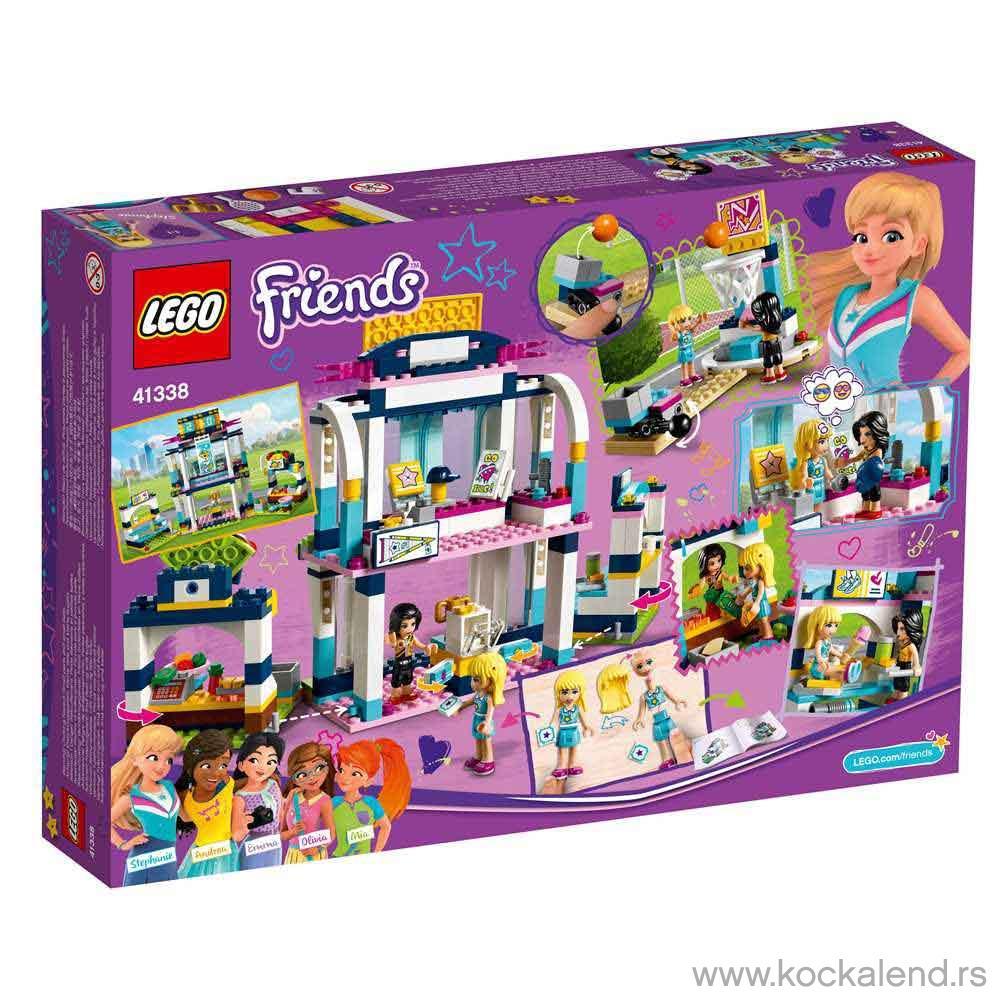 LEGO FRIENDS STEPHANIES SPORTS ARENA
